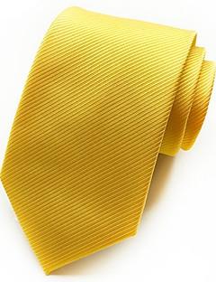 billige Slips og sløyfer-Herre Kontor Slips Stripet