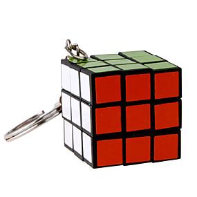 cheap Toys & Hobbies-3*3*3 Magic Cube Key Chain Mini Gift Cute Plastic 1/5/10 pcs Pieces Adults' Children's Boys' Girls' Toy Gift