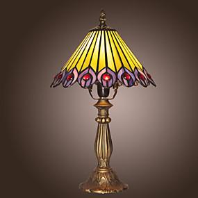 abordables Lampe Tiffany-Tiffany Lampe de Table Métal Applique murale 110-120V / 220-240V Max 25W