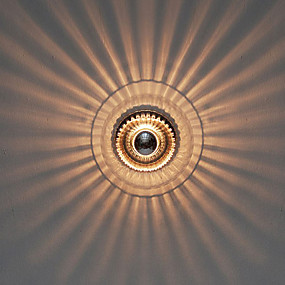 cheap 70% OFF-BriLight Modern Contemporary Flush Mount wall Lights Indoor Wall Light 110-120V / 220-240V 40 W / E12 / E14