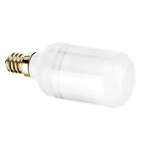 billige Spotlys med LED-1pc 2 W 120-140 lm E12 LED-spotpærer 15 LED perler SMD 5730 Varm hvit 220-240 V
