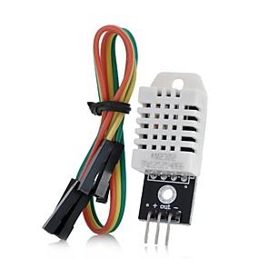 זול חיישנים-dht22 DIY 2302 טמפרטורה והלחות דיגיטליות מודול חיישן ל(לArduino)