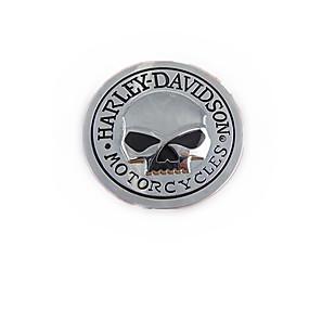 cheap Automotive Exterior Accessories-Auto Skull Harley Personality Sticker, Metal Skeleton Body Paste,,