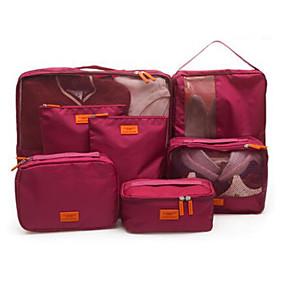 povoljno Putne torbe-Putovanje Putna torba Organizer prtljage Torbica za cipele Putna kutija Vodootporno Prašinu Može se sklopiti Tkanina Oxford tkanina