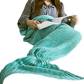 povoljno Putovanje-Putna deka Ugrijati Putni jastuk Može se prati za Opeka Jednobojni Žene