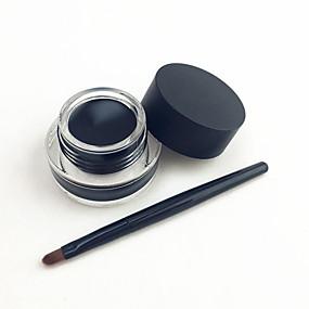 abordables Maquillaje y Belleza-Lápices de Ojos Herramientas de Maquillaje Crema Maquillaje 1 pcs Ojo Diario Maquillaje de Diario Impermeable Natural Cosmético Útiles de Aseo