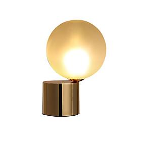 billige Lamper-Moderne / Nutidig Øyebeskyttelse Bordlampe Til Metall 110-120V / 220-240V