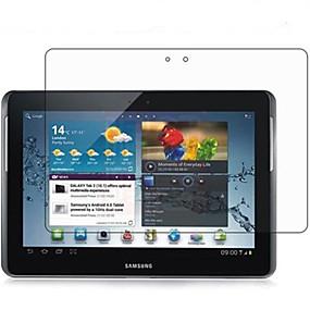 billige Skjermbeskyttere til tabletter-Samsung GalaxyScreen ProtectorTab 2 10.1 Høy Oppløsning (HD) Skjermbeskyttelse 1 stk PET