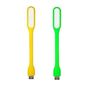 economico Terrazza-La luce principale 2pc del usb ha condotto con il usb per la lampada principale brillante del computer portatile della banca di potere