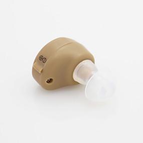 저렴한 건강 & 관리제품-k 번째 톤 80 미니 조절 이어 최고 보이지 사운드 강화 농아자 볼륨 증폭기 보청기