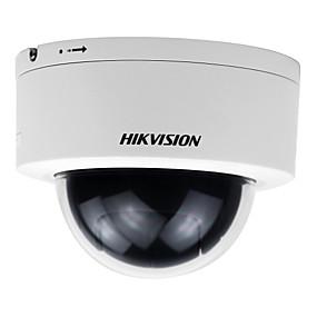 billige IP-kameraer-HIKVISION DS-2DE3304W-DE 3.0 MP Innendørs with IR-kutt 128(Bevegelsessensor PoE Dobbeltstrømspumpe Fjernadgang Vanntett Plug and play
