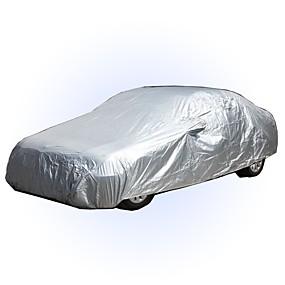 voordelige Autohoezen-Beugel Autohoezen PEVA waterdicht / Winddicht / UV-bestendig Voor Universeel Alle Modellen Alle jaren voor Alle seizoenen