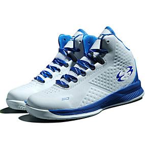 baratos Sapatos Esportivos Masculinos-Mulheres Cetim / Cetim com Stretch Verão Chanel Sandálias Preto / Branco / Azul Real / Casamento / Pedrarias