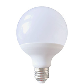 economico Lampadine LED-EXUP® 1pc 15 W Lampadine globo LED 1480 lm G95 24 Perline LED SMD 2835 Controllo della luce Bianco caldo Luce fredda