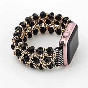 povoljno Oprema za pametni sat-Pogledajte Band za Apple Watch Series 4/3/2/1 Apple Dizajn nakita Keramika Traka za ruku