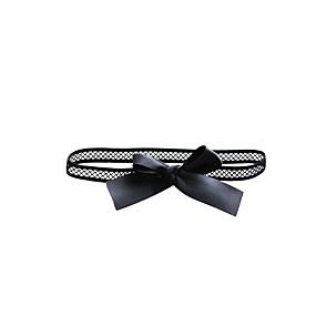billige Strømpebånd til bryllup-polyster Sweet Style / Sløyfe Bryllupsklær Med Sløyfe Strømpebånd / Benvarmer Bryllup / Spesiell Leilighet
