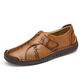 b41179341bd Men s Novelty Shoes Leather   Cowhide Spring