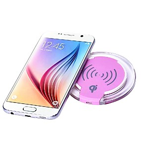 cheap Cellphone Accessories-Qi Standard Wireless Charger for iPhone XS iPhone XR XS Max iPhone 8 Samsung S9 Plus S8 Note 8 Or Built-in Qi Receiver Smart Phone