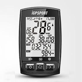 cheap Bike Computers & Electronics-iGPSPORT® IGS50 Bike Computer / Bicycle Computer Waterproof GPS Bluetooth Cycling / Bike Cycling
