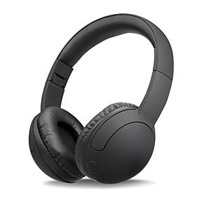 cheap -50%-WAZA HA01 Over Ear / Headband Wireless Headphones Dynamic Plastic / Metal Pro Audio Earphone Bluetooth / Foldable / with Microphone Headset