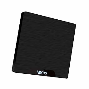 cheap Discover Super Hot-W95 TV Box TV Box Amlogic S905W 1GB RAM 8GB ROM Quad Core