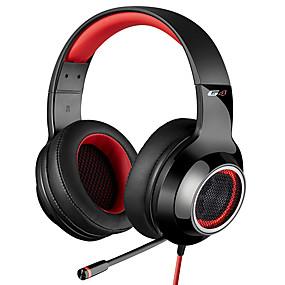 voordelige Gaming-EDIFIER H850 Gaming Headset Bekabeld Gaming met microfoon