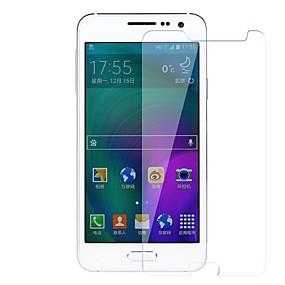 abordables Protectores de pantalla para celular-Protector de pantalla para Samsung Galaxy A5 Vidrio Templado 1 pieza Protector de Pantalla Frontal Dureza 9H / Anti-Arañazos