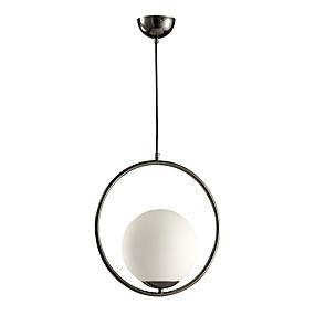 abordables Plafonniers-Globe Lampe suspendue Lumière d'ambiance Plaqué Métal Protection des Yeux 110-120V / 220-240V Ampoule non incluse / FCC / E26 / E27