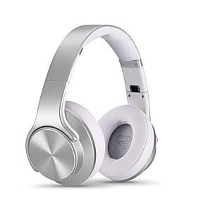 abordables Casques intra-auriculaires et sur-auriculaires-LX-MH5 Casque sur l'oreille Bluetooth 4.2 Voyage et divertissement Bluetooth 4.2 Avec Microphone