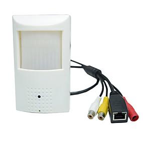tanie Znane marki-HQCAM 2 mp Kamera IP w pomieszczeniach Wsparcie 128 GB sol / Mini / Przewodowa / CMOS / Bezprzewodowy / 50