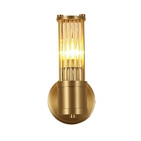 hesapli Duvar Aplikleri-Duvar ışığı Ortam Işığı Duvar lambaları 7W 110-120V / 220-240V E14 / E12 LED / Modern / Çağdaş