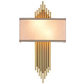 billige Vegglamper-Mini Stil / Kreativ Moderne / Nutidig / Land Vegglamper Leserom / Kontor / butikker / cafeer Metall Vegglampe IP68 110-120V / 220-240V 60W