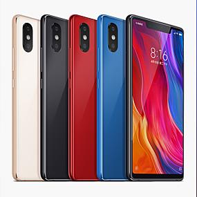 "levne Výprodej-Xiaomi Mi8 SE(English only) 5.88 inch "" 4G Smartphone (6 GB. + 64GB 5 mp / 12 mp Snapdragon 710 AIE 3120 mAh mAh)"