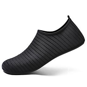 baratos Sapatos Esportivos Masculinos-Homens Solas Claras Tecido elástico Primavera Verão Tênis Tênis Anfíbio Fúcsia / Azul / Azul Claro