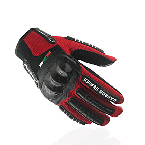 cheap 90%OFF-Madbike Full Finger Unisex Motorcycle Gloves Oxford Cloth / Mixed Material Touch Screen / Breathable / Wearproof