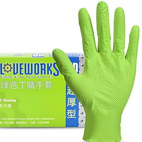ราคาถูก กิจกรรมลานกว้าง-2 pcs ยาง ถุงมือ แบบไม่ลื่น