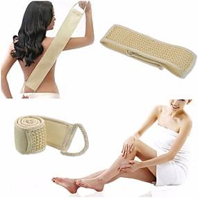 exfoliating mode ryggstöd bad dusch kropp scrubber borste kropp svamp  handduk kropp scrubber borste bra kvalitet 605fa8aebfbe8