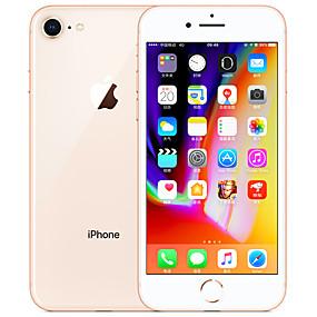 billige Fornyet iPhone-Apple iPhone 8 4.7 tommers 256GB 4G smarttelefon - oppusset(Gull / Svart / Sølv) / 12