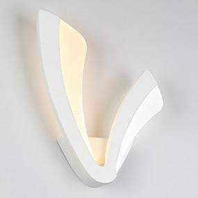 billige Vegglamper med LED-Søtt / Kreativ LED / Moderne Moderne Stue / Soverom Metall Vegglampe 110-120V / 220-240V 9 W