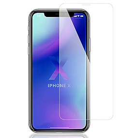 levne Značkový salon-Cooho Screen Protector pro Apple iPhone XS / iPhone XR / iPhone XS Max Tvrzené sklo 1 ks Fólie na displej High Definition (HD) / 9H tvrdost / 3D dotykově kompatibilní