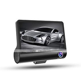 povoljno Ideias Para Aproveitar o Tempo Livre-UTC-OTF-C2 480p / 720p / 1080p HD / Night Vision Auto DVR 170 stupnjeva Široki kut 4 inch Dash Cam s Detekcija pokreta Ne Car Recorder