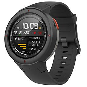 povoljno Nordic Best Seller-xiaomi huami amazfit rub 3 pametni sat gps + glonass ip68 vodootporni multi-sportski smartwatch zdravlje tracker engleska verzija