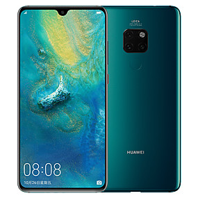 "رخيصةأون Smartphones-Huawei Mate 20 CN 6.5 بوصة "" 4G هاتف ذكي (6GB + 128GB 8 mp / 12 mp / 16 mp 4000 mAh mAh)"