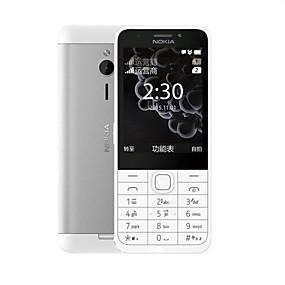 """povoljno Značajni telefoni-NOKIA 230ds 2.8 inch """" Mobitel (+ 2 mp Drugo 1200 mAh mAh)"""