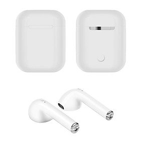 cheap Free shipping-bestsin i9s TWS In Ear Bluetooth / Micro USB Headphones Earphone Plastic Shell Earbud Earphone Cool / Stereo / with Microphone Headset