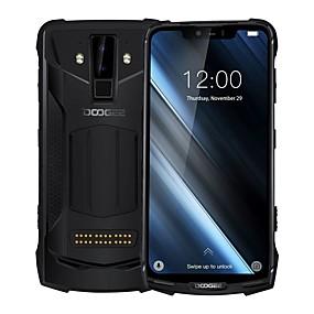 """voordelige Doogee-DOOGEE S90 6.18 inch(es) """" 4G-smartphone (6GB + 128GB 8 mp / 16 mp MediaTek MT6771 5050 mAh mAh) / Twee camera 's"""