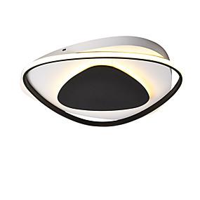 tanie Mocowanie przysufitowe-Nowość Lampy sufitowe Światło rozproszone Malowane wykończenia Metal Wiele tonów, Ochrona oczu, LED 110-120V / 220-240V Biały / Przyciemnianie pilotem / Ciepła biel + biały