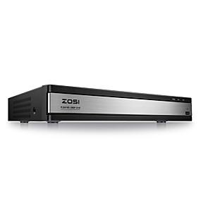 Недорогие Цифровые видеорегистраторы и DVR карты-Zosi® HD 1080P 16-канальный видеорегистратор видеонаблюдения видеорегистратор H.264 P2P