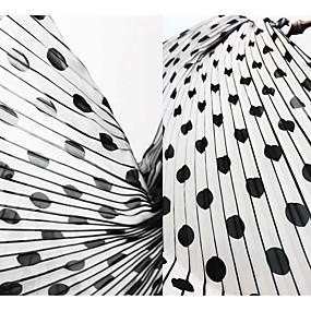 povoljno Novo u ponudi-krzno-koža Geometrijski oblici Uzorak 145 cm širina tkanina za Odjeća i moda prodan od Metar