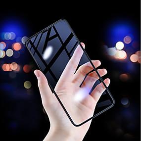 voordelige iPhone screenprotectors-Screenprotector voor Apple iPhone XS / iPhone XR / iPhone XS Max Gehard Glas 1 stuks Voorkant screenprotector Krasbestendig / Anti-vingerafdrukken / 5D Touch Compatible